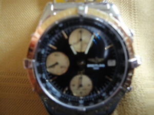 Breitling Two Tone Gold Watch  in mInt Condition .