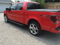 Harley F150 Wheels and tires