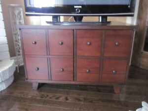 Pottery Barn T.V. Stand - Excellent condition!
