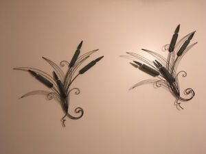 Metal Wall Hanging-Cat Tails