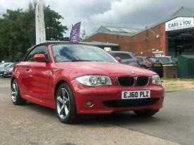 image for 2010 BMW 1 Series 2.0 120I SPORT 2d 168 BHP Convertible Petrol Automatic