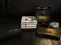 Ltd Ed Nintendo New 3DS plus Majoras Mask and games collection