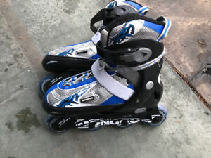 Mongoose Adjustable Youth Rollerblades