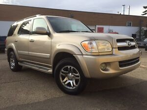 2005 Toyota Sequoia v8 loaded and needs nothing!