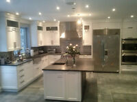 KITCHEN CABINETS, VANITIES AND MORE