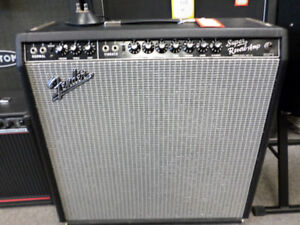 1964 FENDER Super Reverb AMP, model AA763