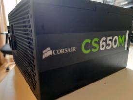 Corsair CS series CS650M Power Supply Unit
