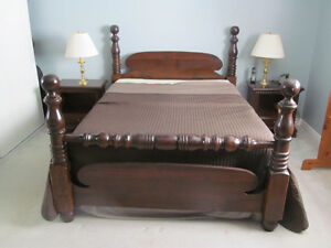 Cannonball Pine Bedroom Set