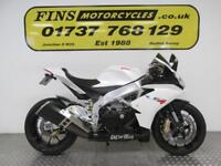 Aprilia RSV 4 R, 2011, Low mileage, rides well, New MOT
