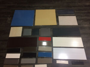 Clearaace tiles sale everything $1.00 per SF