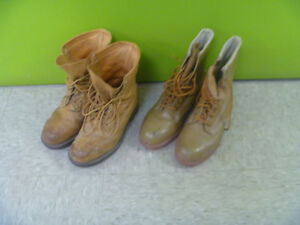 Kodiak And Greb Steel Toe Work Boots