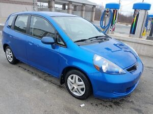Very Nice 2007 Honda Fit, 4dr, Auto, Loaded, MVI Until 2018
