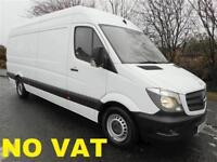 '64 Mercedes Sprinter 313 CDi LWB van with lovely mileage and NO VAT