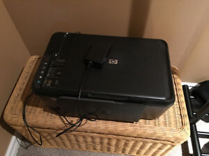 HP Deskjet F4480 Printer
