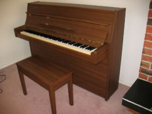 Well kept Yamaha upright in excellent condition