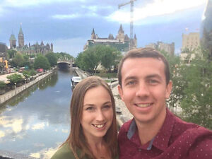 Couple looking for Room or Apartment to Rent