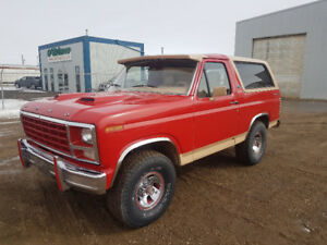 ford bronco buy or sell classic cars in canada kijiji classifieds. Black Bedroom Furniture Sets. Home Design Ideas