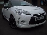 Citroen DS3 Dstyle Plus 3dr PETROL MANUAL 2014/14