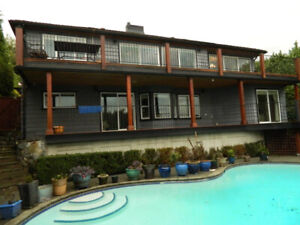West Vancouver house for rental