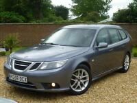 2008 58, Saab 9-3 1.9TiD ( 150ps ) SportWagon Vector Sport estate