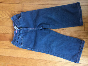 Brand new jeans 2-3 years old