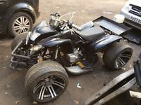 Road legal quad bike spair or repair