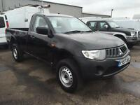 Mitsubishi L 200 4Work single cab 4WD