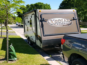 Better than new 2013 Kodiak Express 216es Hybrid
