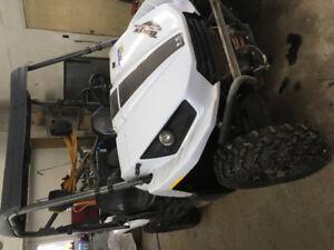 2013 Kawasaki teryx 750