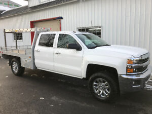 2015 Chevrolet C/K Pickup 2500 HD Camion