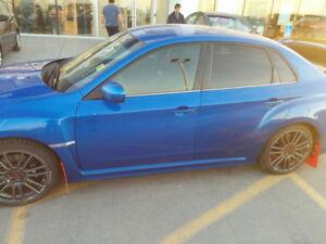 2012 Subaru Impreza wrx sti Sedan