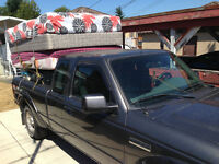 Moving with a pick up truck $40/hour  first hour $50 in vanco