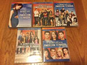 The Secret Life of the American Teenager DVD Collection