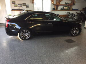 Cadillac 2014 2.0L turbo, Manuel, Condition impeccable,