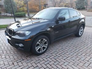 BMW X6 by owner