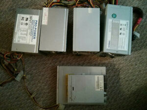 Computer Parts, Power Suppy, Floppy Drive, CD Drive