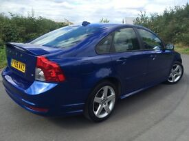 2009 Volvo S40 1.6 R-Design Sport 43k miles one keeper