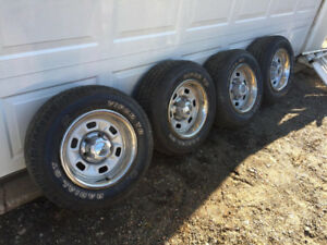 Chev Rally Wheels