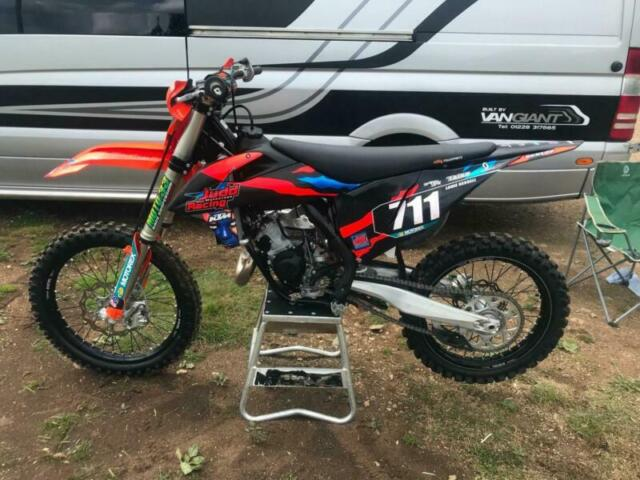 Ktm 125 Sx Moto Cross 2019 In Redruth Cornwall Gumtree