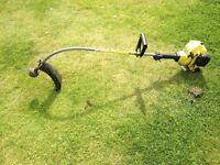Petrol strimmer good working order garden diy tools