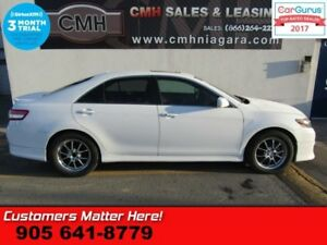 2011 Toyota Camry SE  (NEW TIRES) V6 LEATHER ROOF P-SEATS  B-TOO