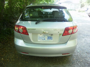 2006 Chevrolet Optra LT Sedan