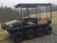 RARE ARGO AVENGER BOAT/ATV