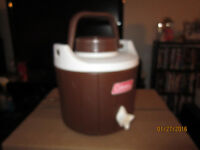 COLEMAN Water Cooler For Sale