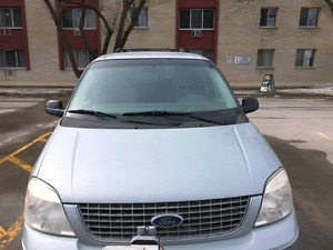 Ford Freestar Van
