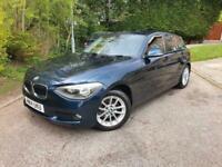 2014 BMW 1 Series 116d EfficientDynamics Business 5dr HATCHBACK Diesel Manual