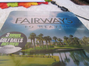 14 Golf dvd;s - see list and pictures