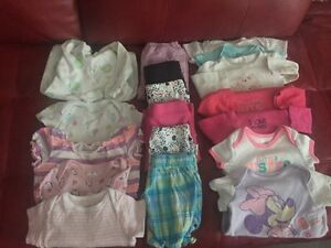 3-6 months girls clothes perfect condition