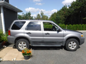 Ford escape XLS 2007