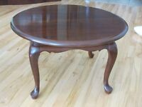 Solid Cherry Gibbard End Table